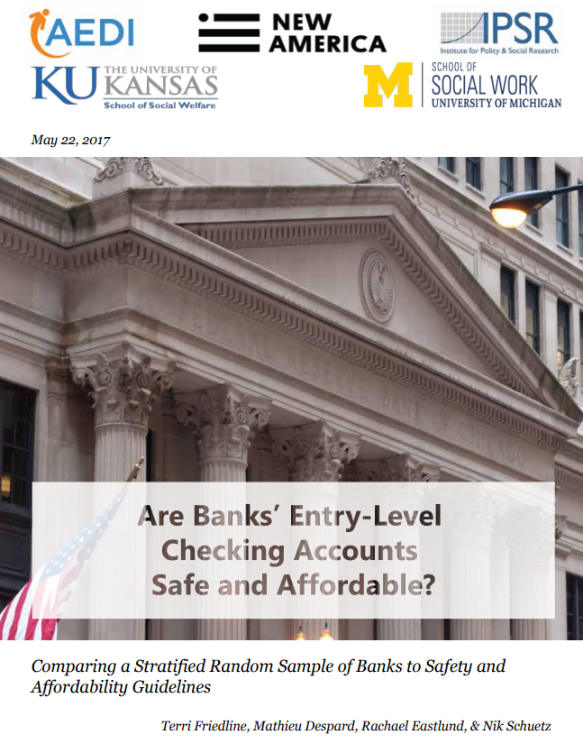 Are Banks' Entry-Level Checking Accounts Safe and Affordable
