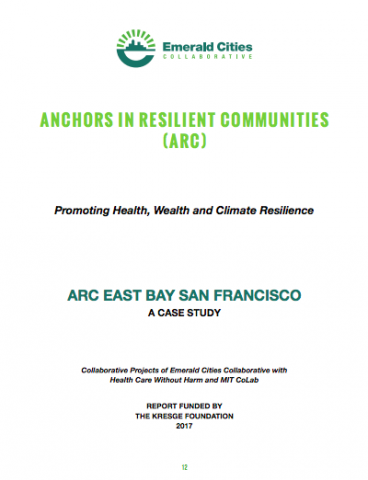 Articles and publications community wealth anchors in resilient communities case study on east bay san francisco arc project fandeluxe Choice Image