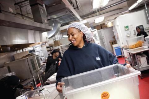 founded in 1996 this catering and contract foods service venture employs graduates of dc central kitchens job training program and generates nearly - Dc Central Kitchen